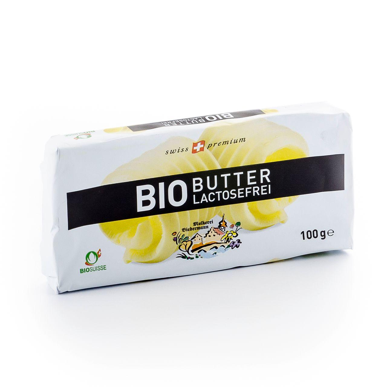 Laktosefreier Butter BIO