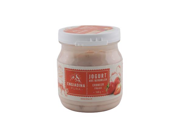 Joghurt Erdbeere -140g