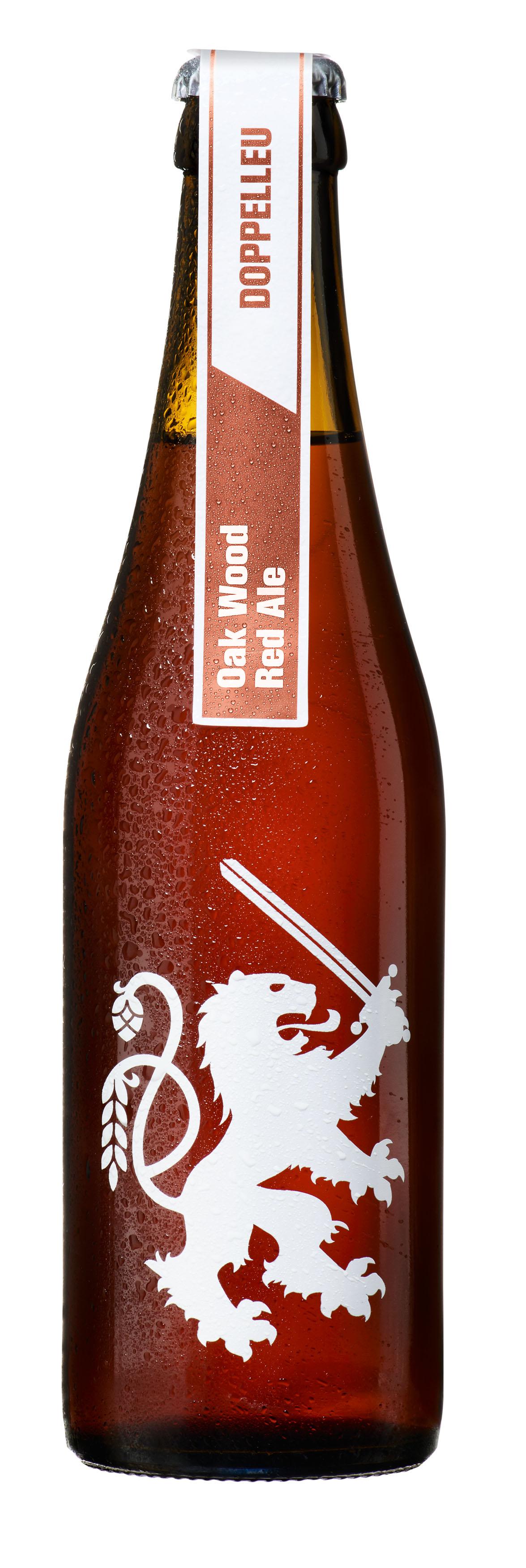 Doppelleu Oak Wood Red Ale