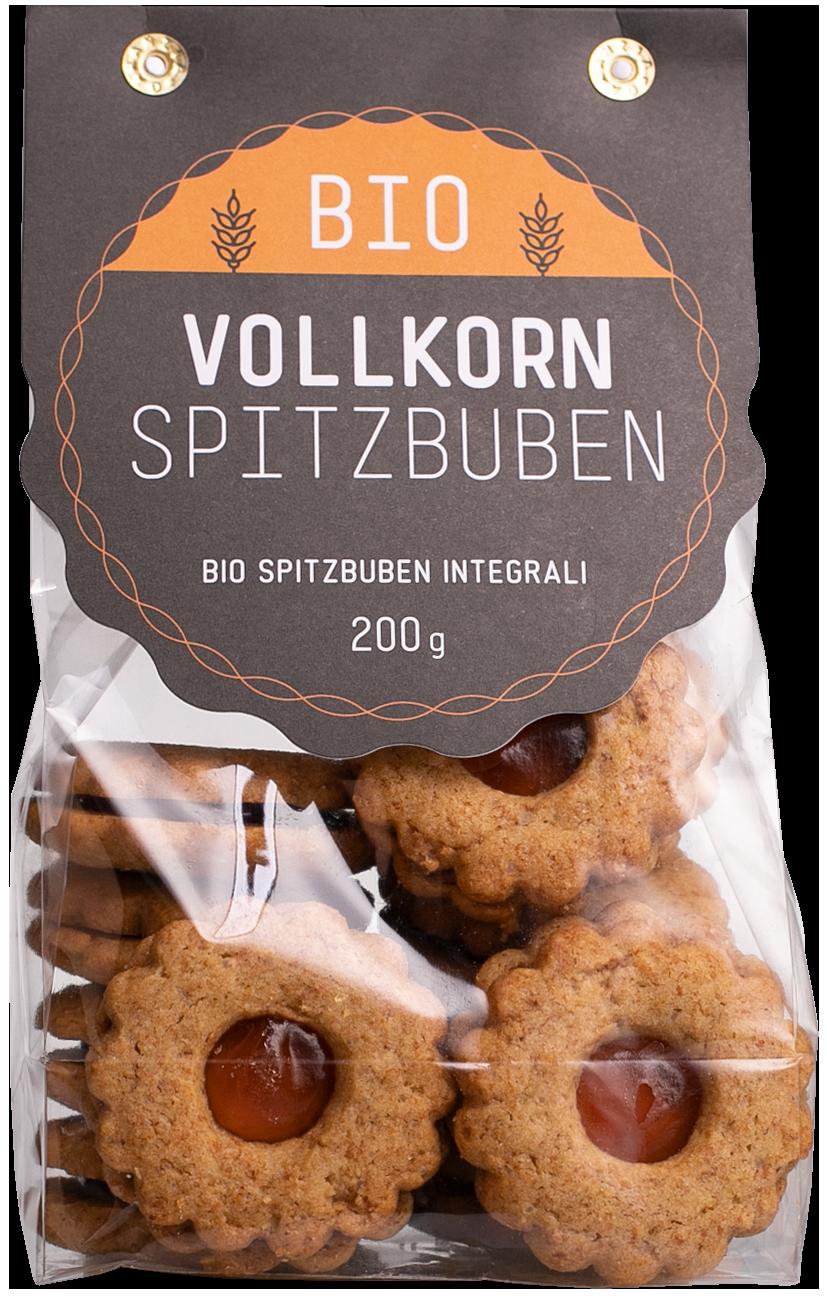 Vollkorn Spitzbuben Bio