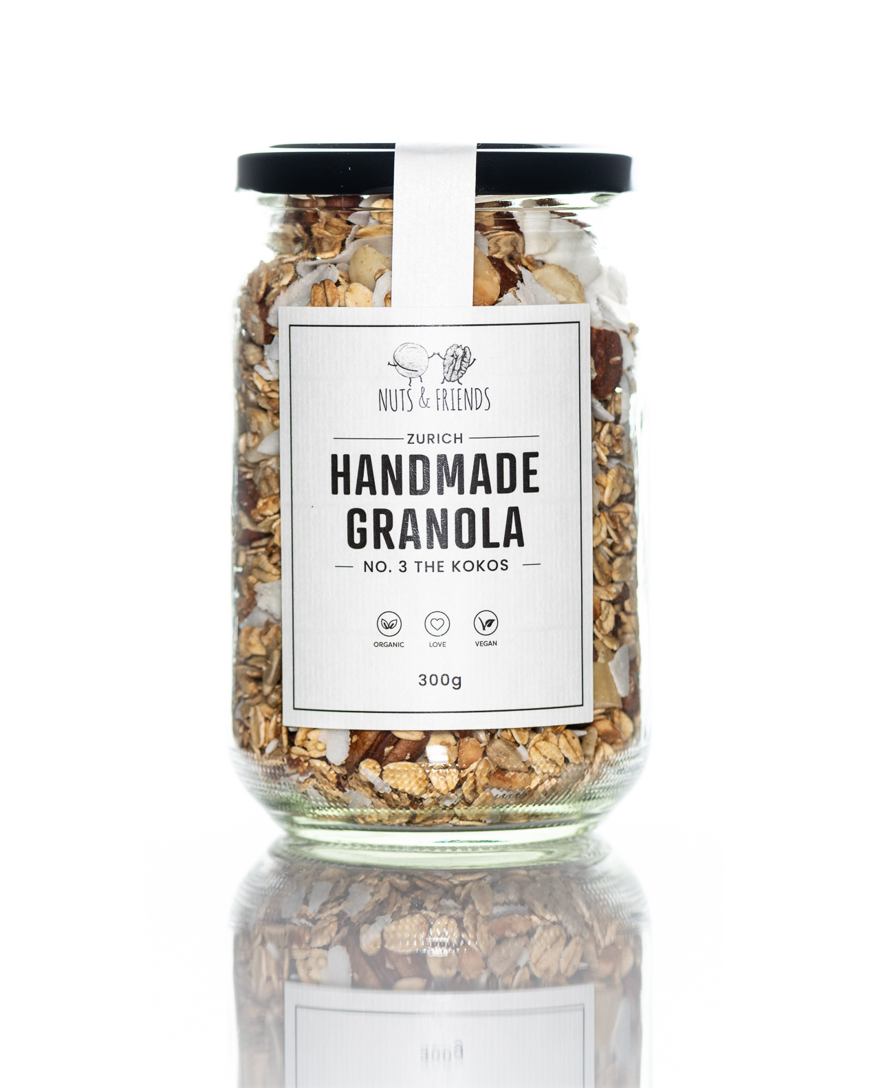 Granola No. 3 – The Kokos, BIO