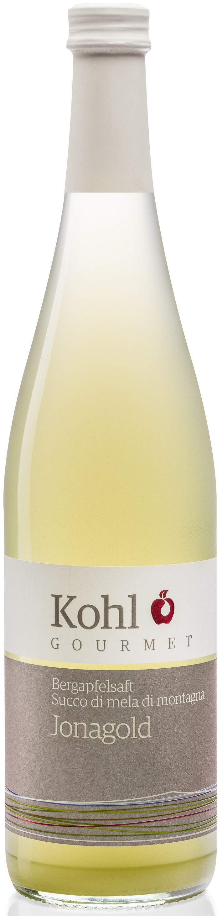 Bergapfelsaft Jonagold  - 750ml