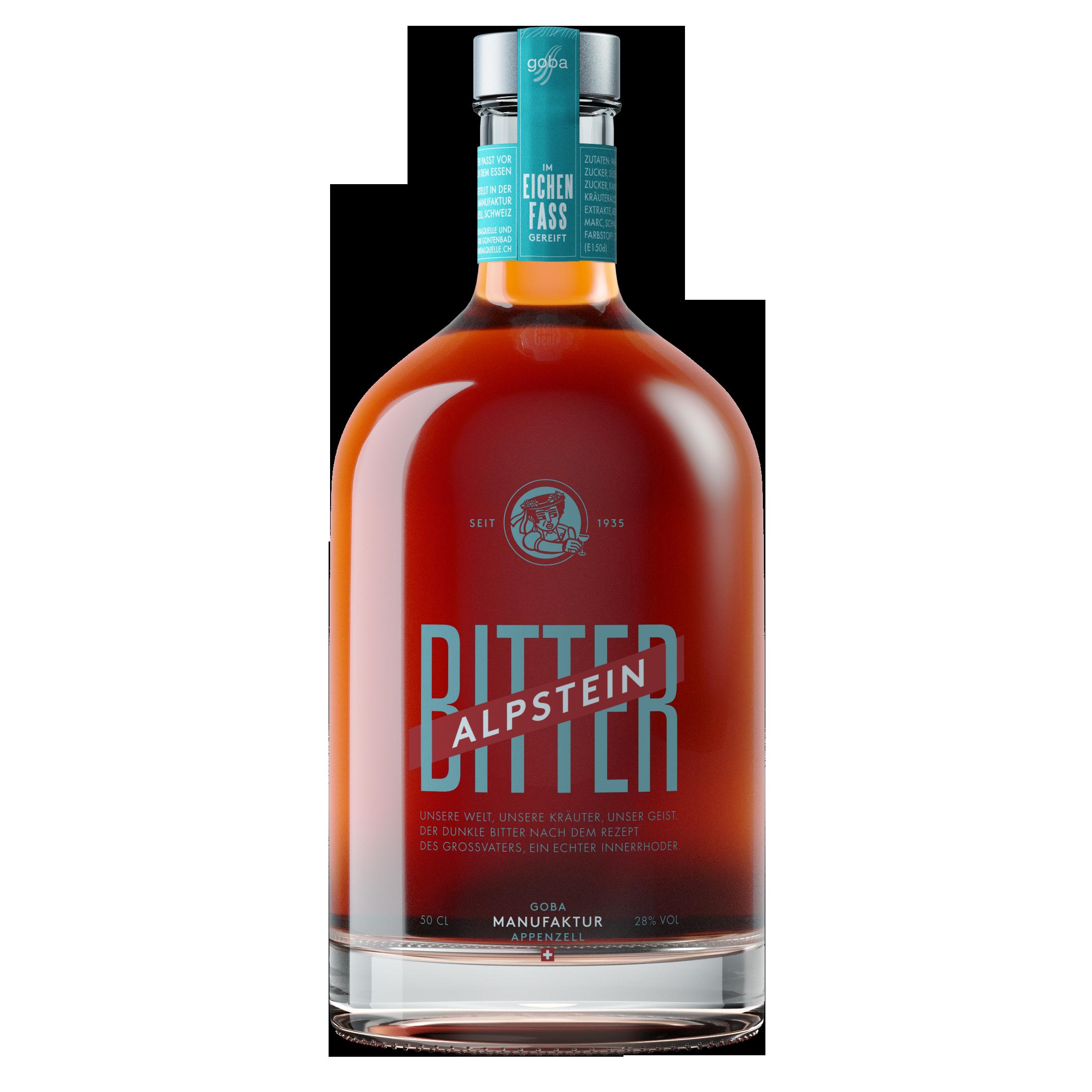 Alpstein Bitter