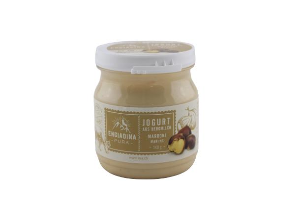 Joghurt Marroni -140g
