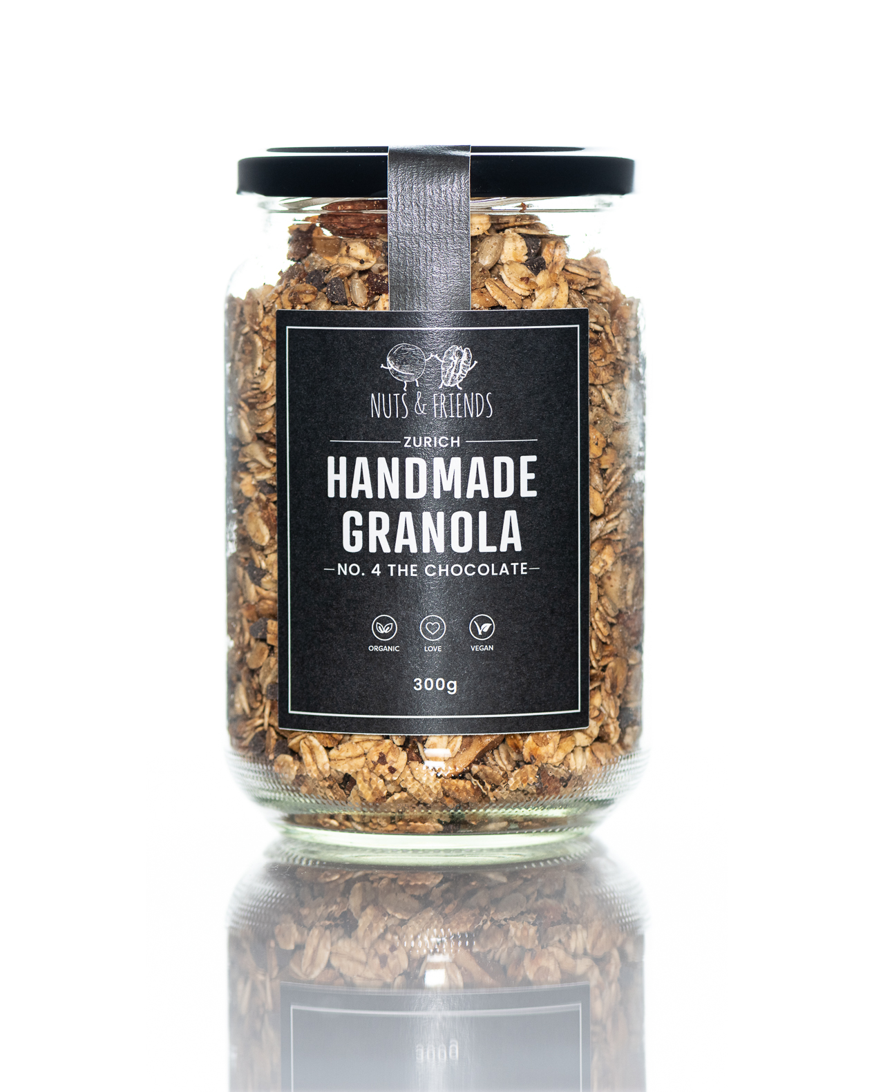 Granola No. 4 – The Chocolate, BIO