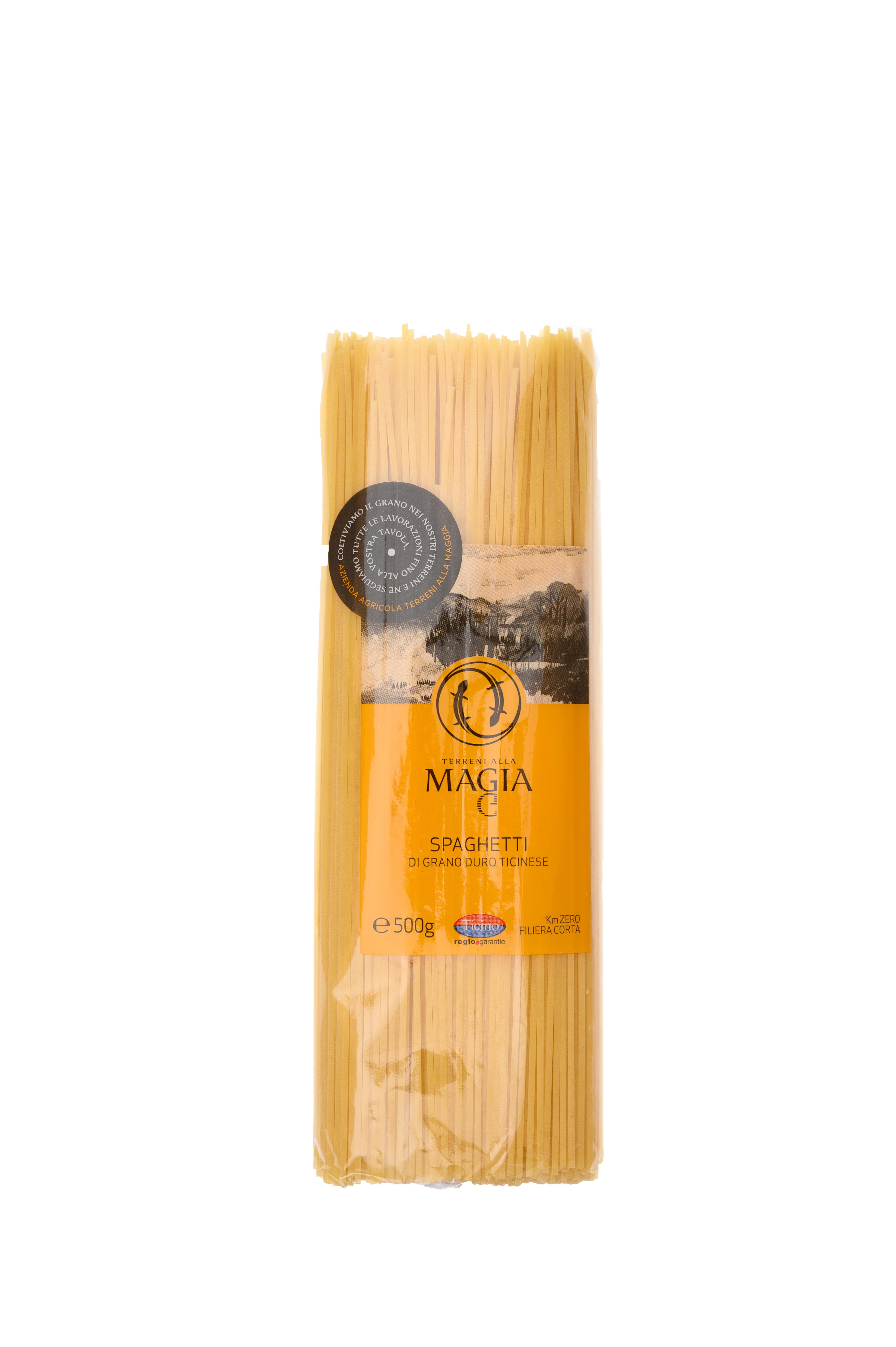 Spaghetti di grano duro Ticinese