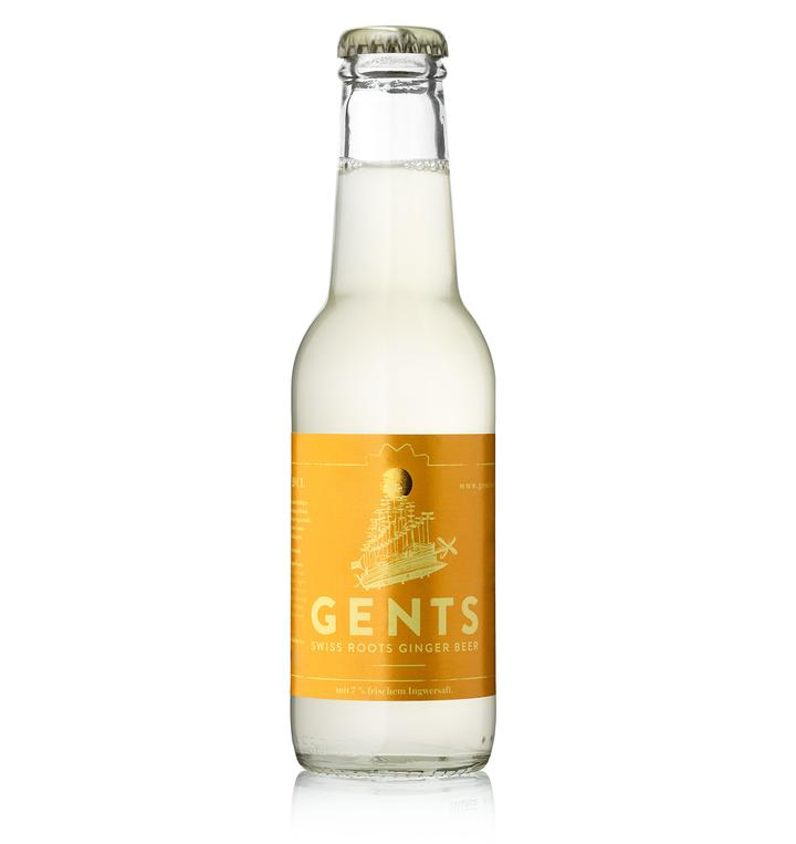 Swiss Roots Ginger Beer