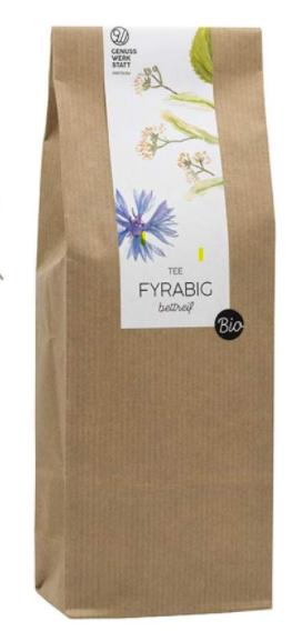 Fyrabig Tee BIO