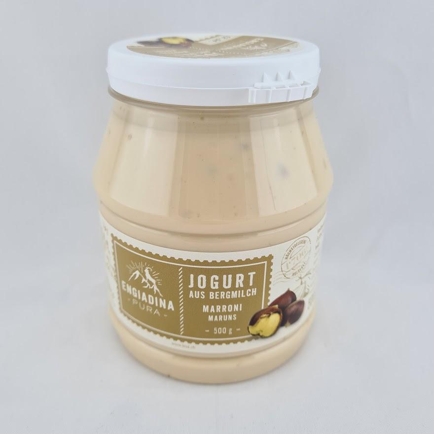 Joghurt Marroni -500g