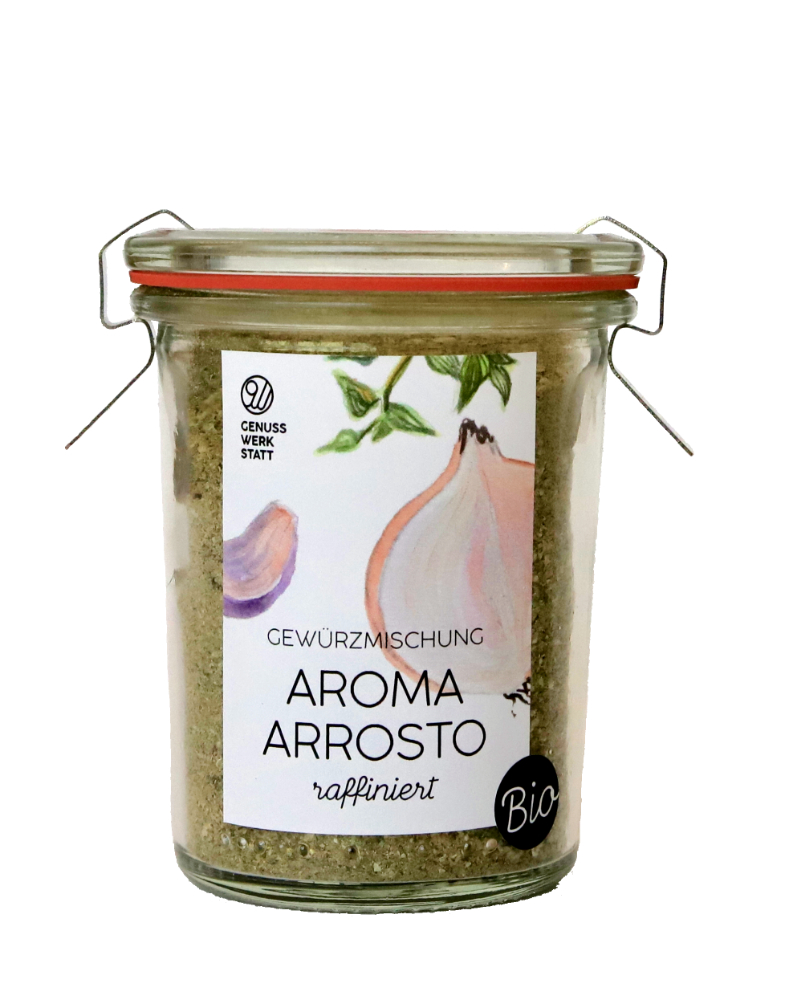Aroma Arrosto Gewürzmischung Bio