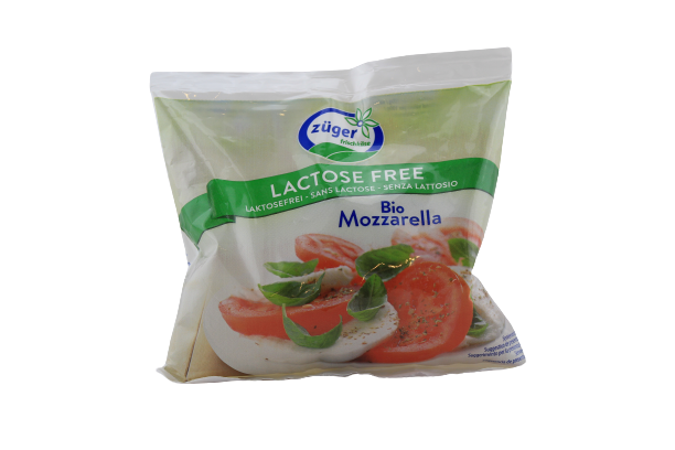 Laktosefreier Mozzarella BIO