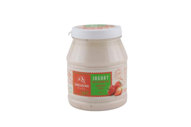 Joghurt Erdbeere -500g