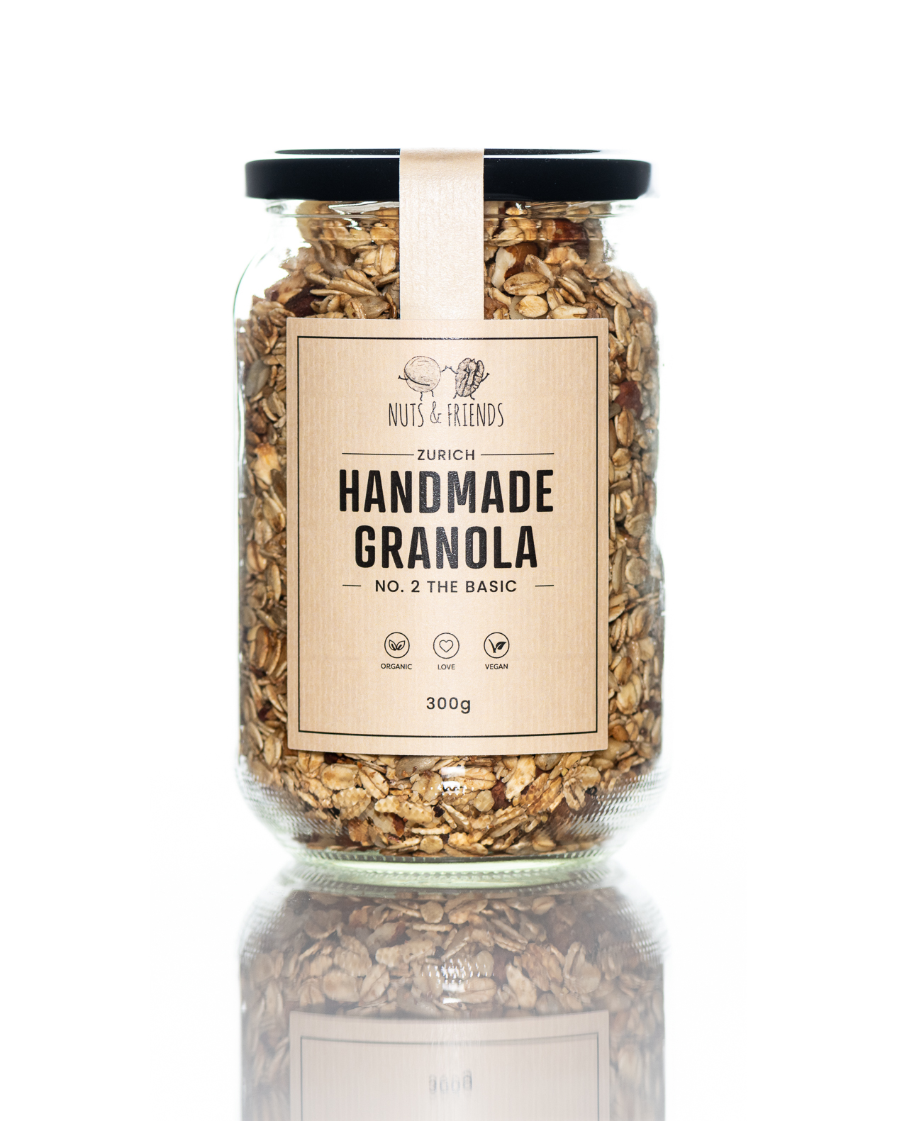 Granola No. 2 – The Basic, BIO