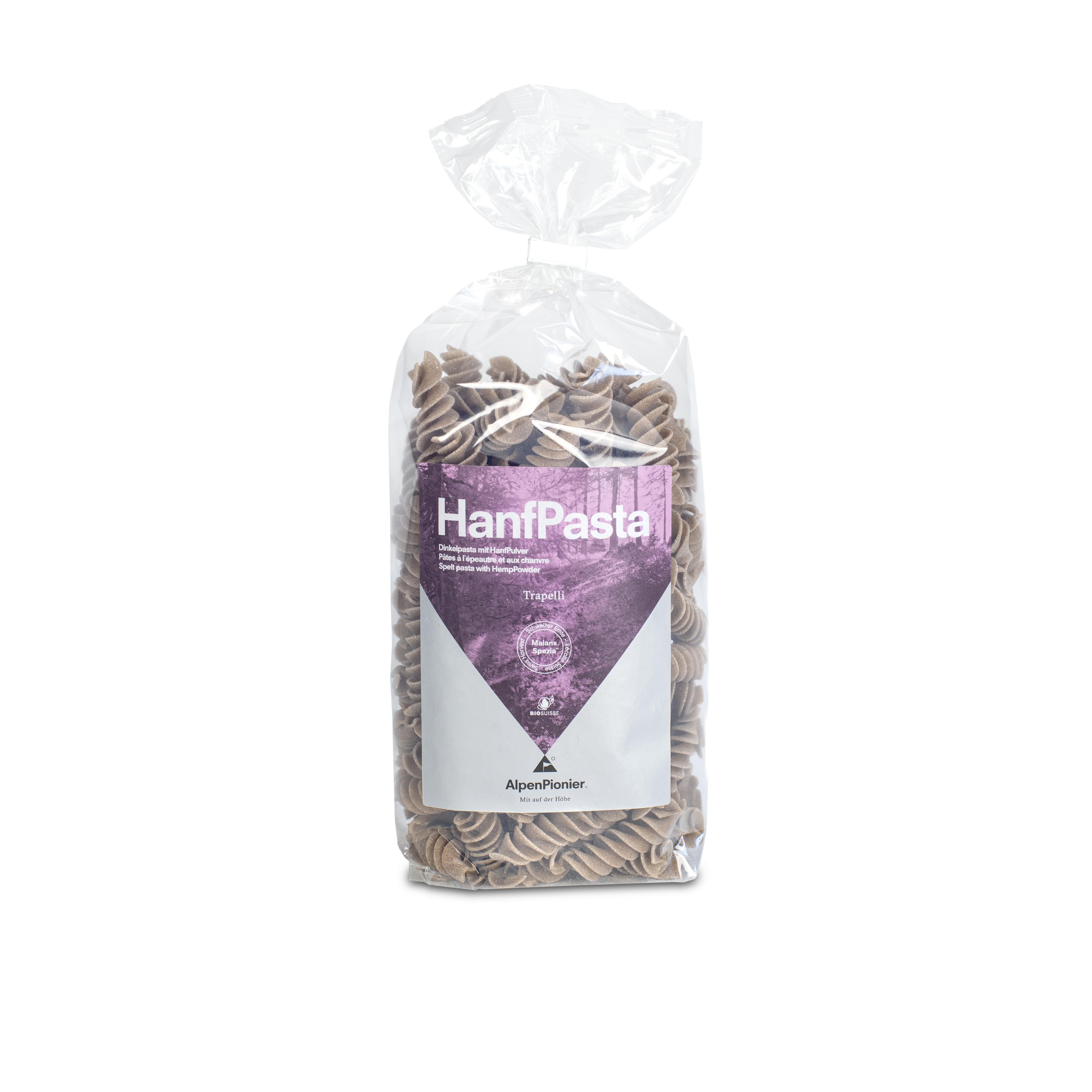 HanfPasta Bio