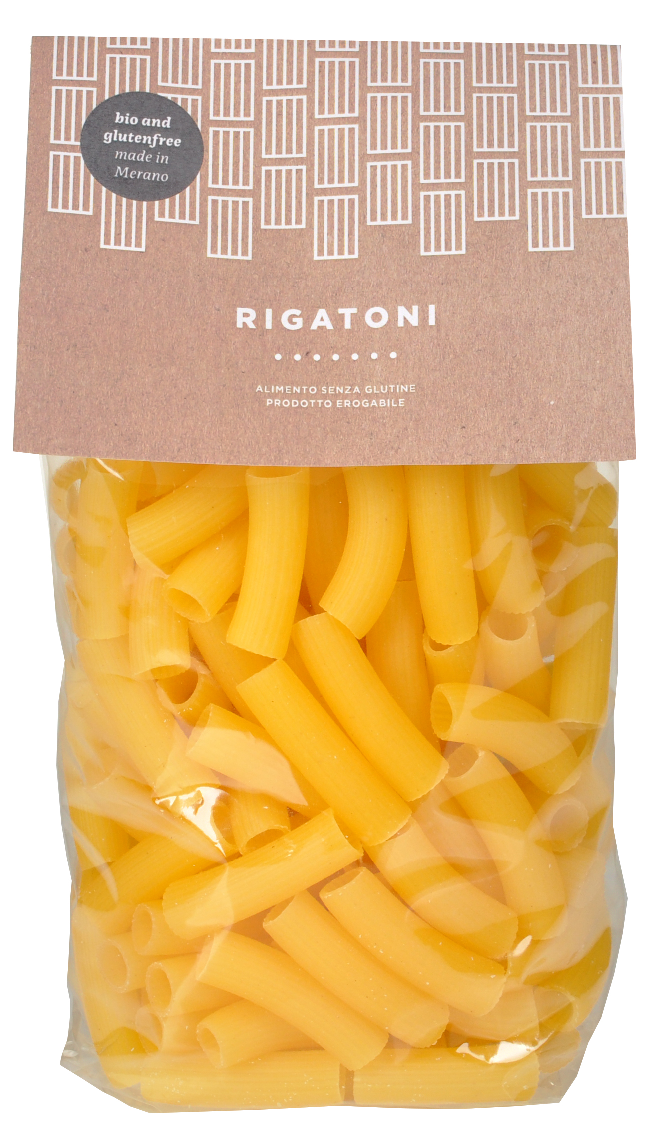 Rigatoni Glutenfrei Bio