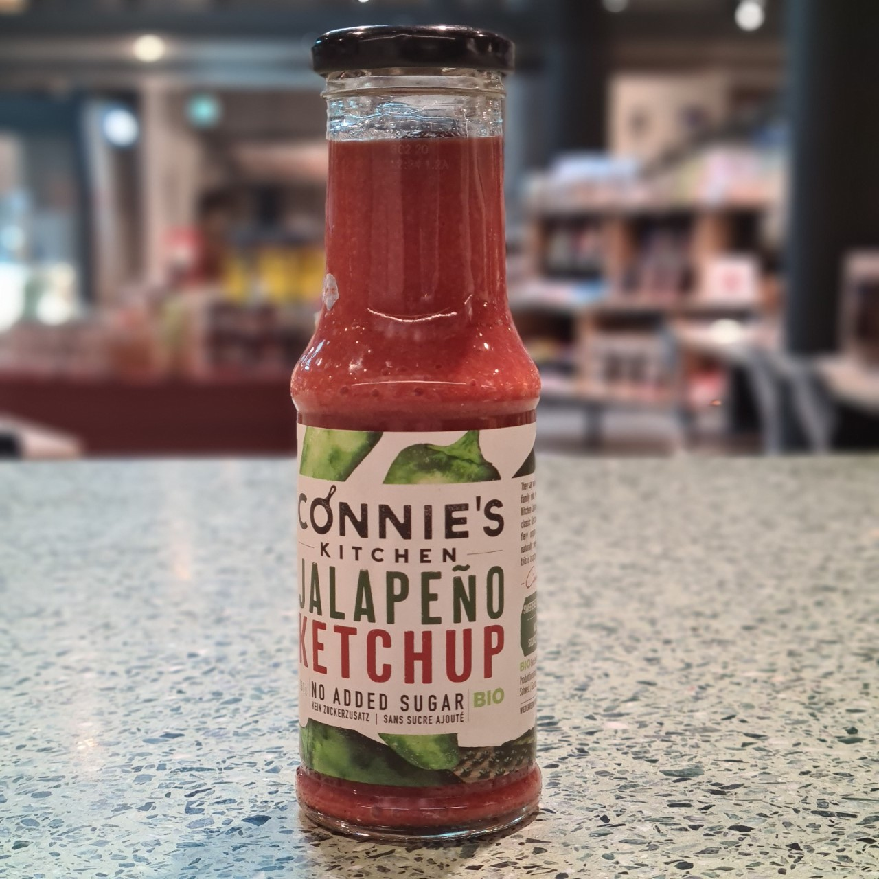 Connie's Kitchen Jalapeno Ketchup
