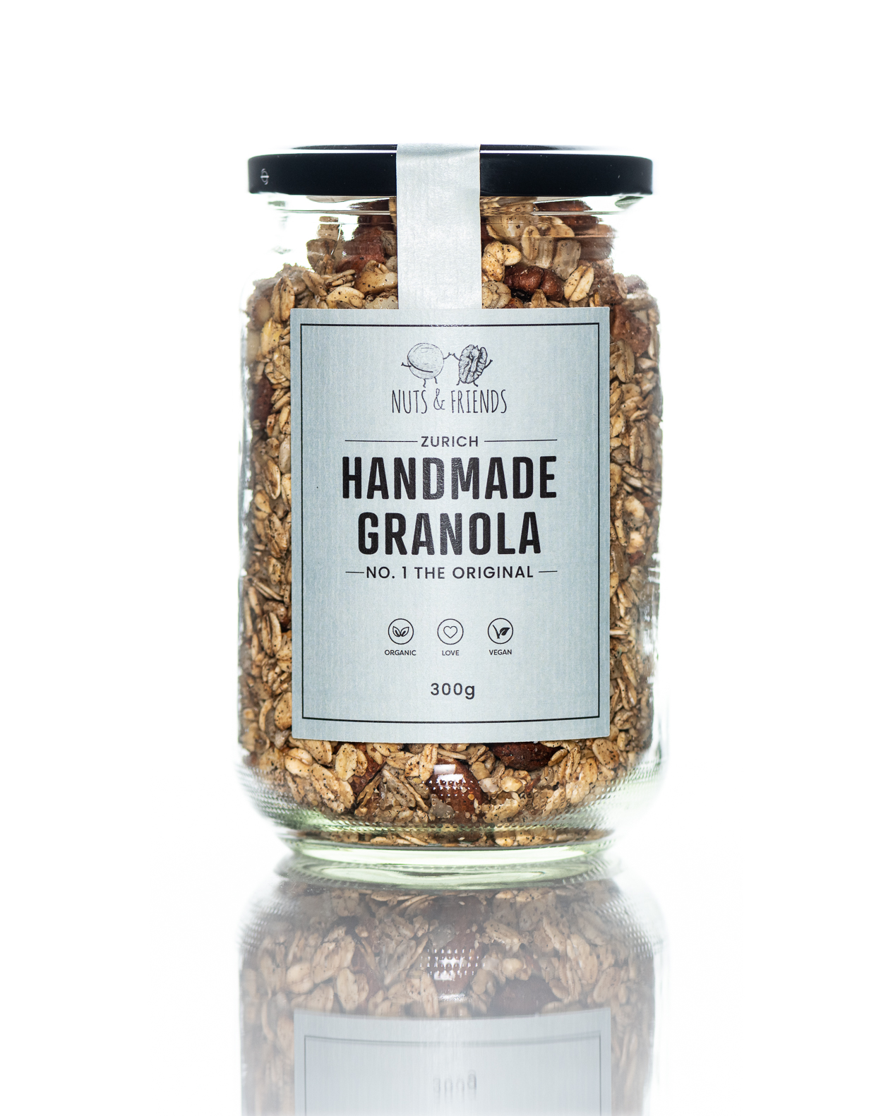 Granola No. 1 - The Original, BIO
