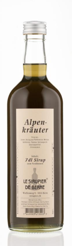 Alpenkräutersirup
