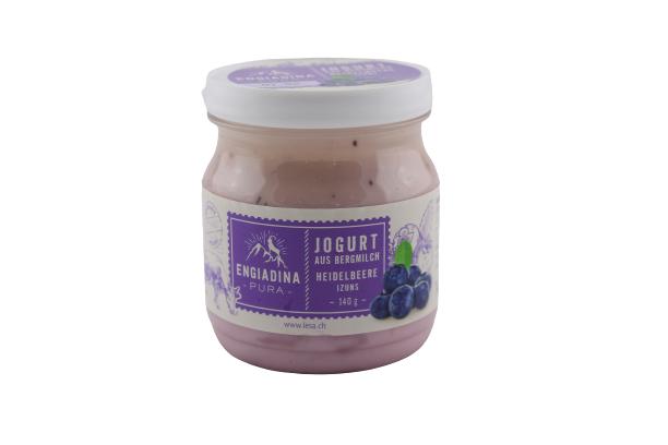 Joghurt Heidelbeere -140g