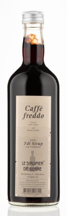 Caffè Freddo Sirup (zum Mischen mit Milch)