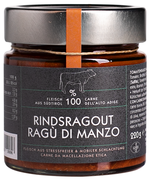 Rindsragout Ethical Beef